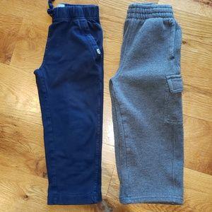Bundle Boy's Sweatpants Size 3T